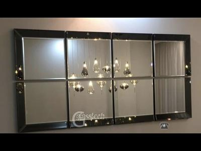 شیشه آیینه قاب کسری - شیشه بری کسری - شیشه بری غرب تهران - شیشه و آینه - شیشه رومیزی - آیینه