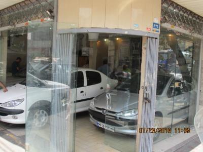 نمایشگاه اتومبیل دوستان