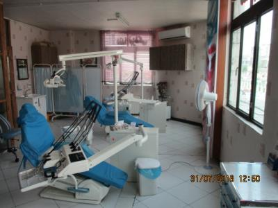 مطب دکتر لیلا مخبری - دندانپزشک - شرق تهران - نارمک