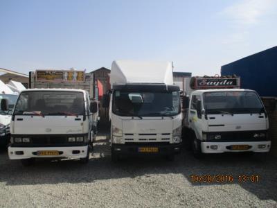 نمایشگاه رویال کامیون