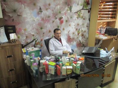 مطب دکتر سید ریحان میردامادی - جراح و متخصص بیماری های زنان و زایمان - فوق تخصص غدد - مطهری - منطقه 6 - تهران