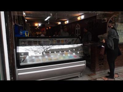 بستنی منصور