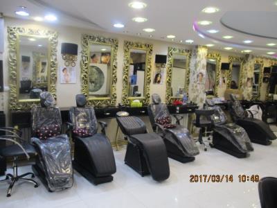 آرایشگاه یاسمینا - آرایشگاه - آیت اله کاشانی - فلاح