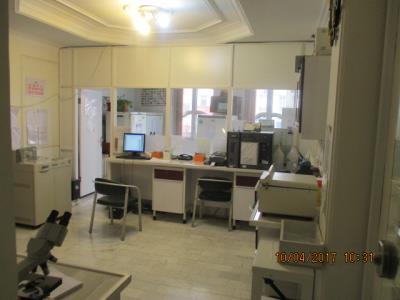 آزمایشگاه تشخیص پزشکی دکتر نظری