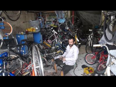 دوچرخه سازی امیر
