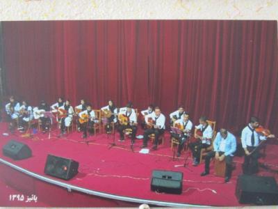 آموزشگاه موسیقی راه نو (تندیس) - آموزشگاه موسیقی - مهرآباد جنوبی - خیابان آزادی - منطقه 9