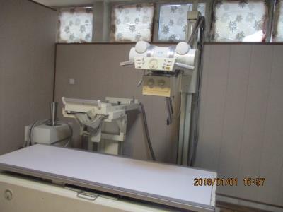 کلینیک رادیولوژی و سونوگرافی مرزداران