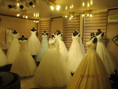 مزون لباس عروس DINA