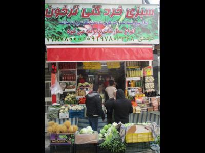 سبزی خردکنی ترخون  - سبزی آماده تهرانپارس - پیاز داغ - سبزی پاک شده - منطقه 4