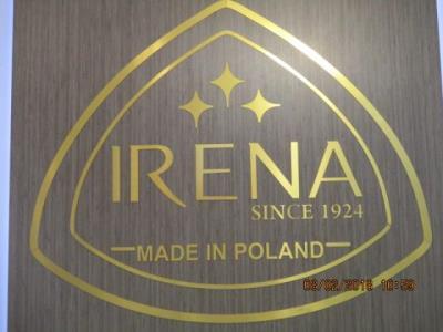 گالری کریستال ایرنا (IRENA)