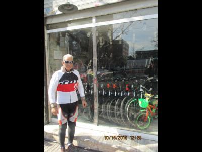 دوچرخه فروشی رضا - دوچرخه فروش در محدوده پاسداران