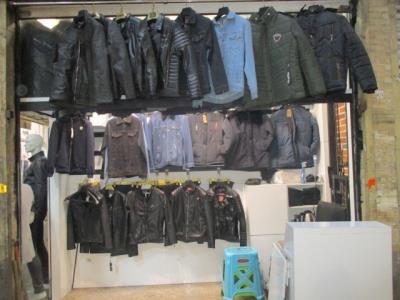 پوشاک آزادی (بازار تهران) - تولید و پخش پوشاک مردانه بازار