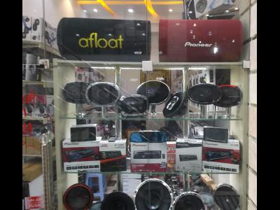 فروشگاه سیستم صوتی قلی پور - سیستم صوتی اتومبیل منطقه 12