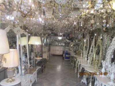شیشه و آئینه محمودی