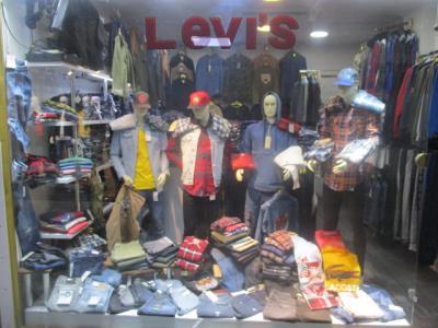 فروشگاه لیوایز Levis