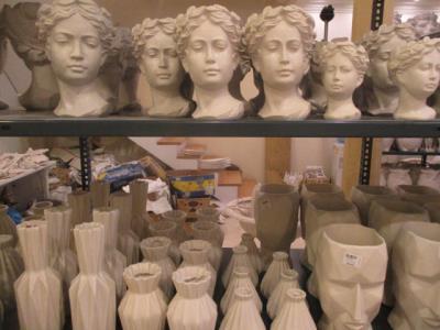فروشگاه احسان - مجسمه پلی استر - رسالت - هنگام