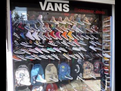 فروشگاه کفش کانونس