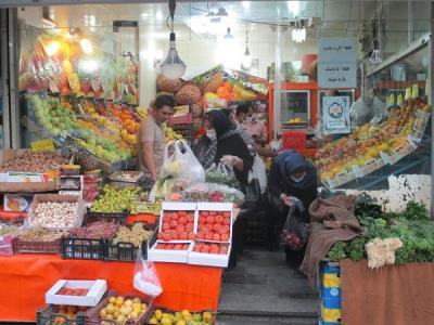 سوپر میوه برادران الماسی - میوه فروشی - سبزیجات تازه - کارگر شمالی - منطقه 6