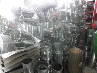 کارگاه فنی فلزکار - کانال سازی - جاجرود