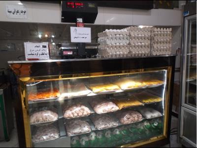 مواد پروتئین آریا - گوشت و مرغ - پاسدران - هروی - تهران - منطقه 3
