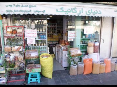 دنیای ارگانیک - مواد غذایی ارگانیک - خشکبار و گیاهان دارویی - عرقیجات سنتی - گیشا - منطقه 2