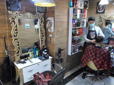 پیرایش آرش - آرایشگاه مردانه - ستارخان