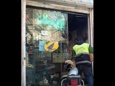 اوین سیکلت - خرید و فروش و تعمیر لوازم یدکی موتور اوین - لوازم یدکی سبک و سنگین منطقه یک - شمال تهران - اوین - درکه