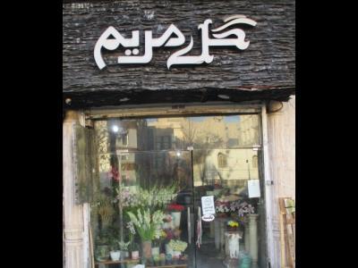 گل مریم - گل فروشی - تزئین ماشین عروس - خیابان وحدت اسلامی