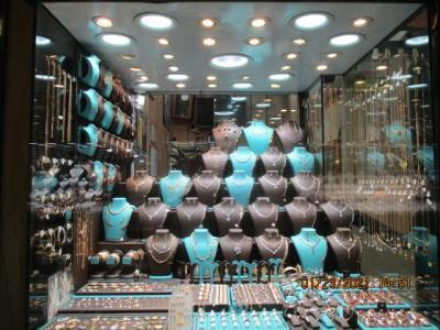 طلاجات و جواهرات شیخ رضایی - طلا - جواهر - بازار زرگرها - منطقه 12