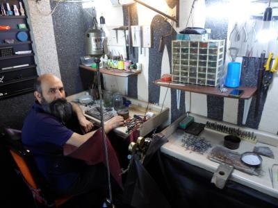 طلاسازی شهرابی فراهانی - طلاسازی - خیابان پیروزی - منطقه 14