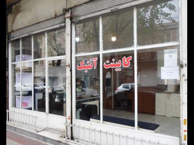 کابینت آنتیک - طراحی - دکوراسیون داخلی -  MDF - قلعه مرغی