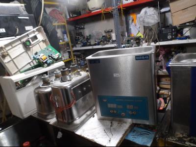 تعمیرات انواع دستگاه های التراسونیک حیدری