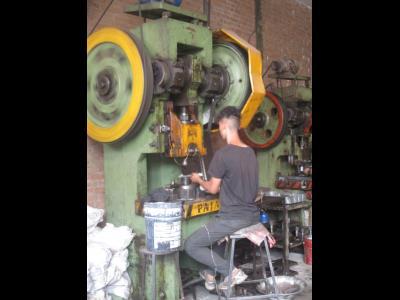 پرسکاری و برشکاری فرحمند - پرسکاری فلزات - برشکاری فلزات - بازار آهن مکان