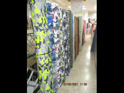 فروشگاه قائم در بازار - پارچه - بازار - منطقه 12 - تهران