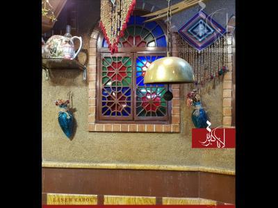 رستوران سنتی لانه کبوتر -سفره خانه لانه کبوتر
