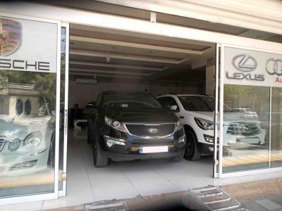 نمایشگاه دهکده اتومبیل- نمایشگاه ماشین در مشهد - بلوار معلم  / معرض سیارات فی مشهد - شارع المعلم