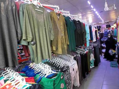 فروشگاه یاسین - پوشاک زنانه - لباس زیر - - سرافرازان - مشهد