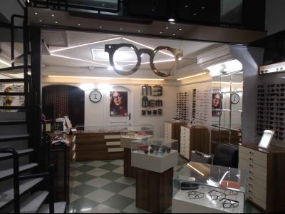 گالری عینک شهروند - بینایی سنجی کرمانشاه