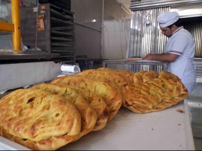 مجتمع نان برکت - نان فانتزی - معلم - مشهد