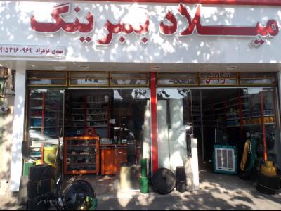فروشگاه میلاد بلبرینگ