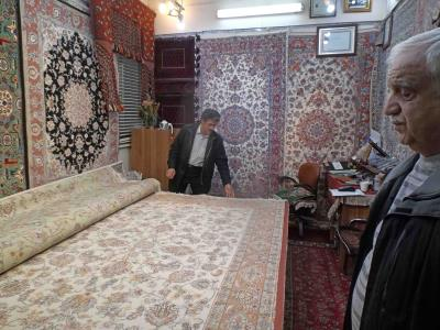 تولیدات فرش دستباف صرافان