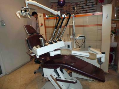 کلینیک دندانپزشکی صدف