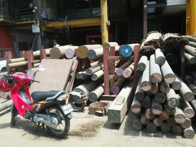 شرکت کلید فولاد آریا صنعت - فولاد های آلیاژی - اسنلس استیل - شاد آباد