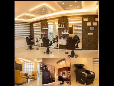 مجموعه تخصصی گریم داماد و هیرکات مرتضی گلچین - مرتضی گلچین در مشهد - آرایشگاه مرتضی گلچین در مشهد