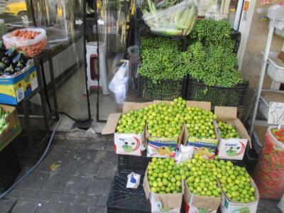 سبزینه بی بی گل - سبزی فروشی محدوده وحدت اسلامی - سبزی فروشی منطقه12