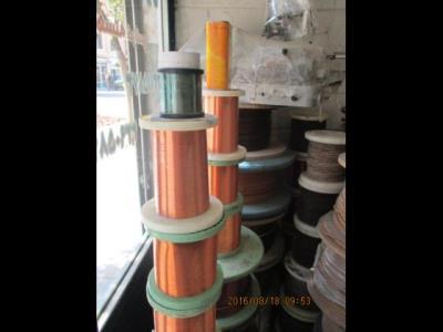 فروشگاه رضایی - سیم های لاکی گرد - تسمه ای نسوز - هسته ترانس - امیرکبیر - منطقه 12 - تهران - لوازم سیم پیچی