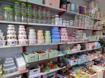فروشگاه شگف انگیز - بلور - پلاستیک - لوازم کادوئی - مشهد