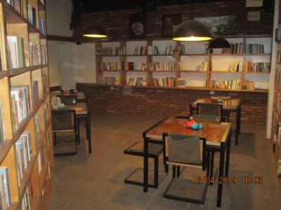 کافه کتاب ملکوت