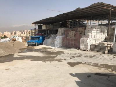 فروشگاه مصالح ساختمانی معصومی - اجاره بابکت - حمل نخاله - ابزارآلات ساختمانی - بلوار ارتش