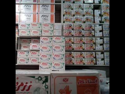 پخش دستکش خانگی و صنعتی بازار تهران